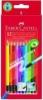 Radierbare Farbstifte Kartonetui mit 12 Farben