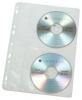 CD/DVD-Hüllen transparent