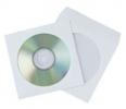 CD-Papierhüllen weiß