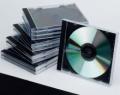 Hardbox für 1 CD/DVD