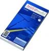 Briefumschläge Kompakt/Kuvertierumschläge mit Fenster (229x125 mm) selbstklebend, Packung mit 25 Stück