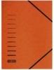 Gummizugmappe A4 orange