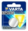 Knopfzellen Lithium CR 2032, 3 V 230 mAh 1 Stück