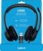 Headset H390 schwarz