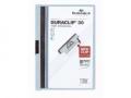 Klemm-Mappen DURACLIP® Original für bis zu 30 Blatt A4, Größe: 220x307 mm blau