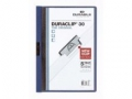 Klemm-Mappen DURACLIP® Original für bis zu 30 Blatt A4, Größe: 220x307 mm dunkel