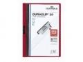 Klemm-Mappen DURACLIP® Original für bis zu 30 Blatt A4, Größe: 220x307 mm auberg