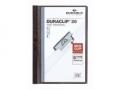 Klemm-Mappen DURACLIP® Original für bis zu 30 Blatt A4, Größe: 220x307 mm schwar