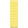 Blanko-Schildchen 1901 gelb