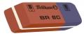 Radierer BR 80: 41 x 14 x 8 mm