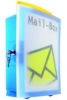 Combi-Box IMAGE+ CHAR(39) +IN blau-transluzent
