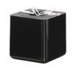 Klammernspender i-Line - magnetisch, schwarz