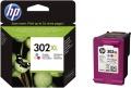 HP® Tintenpatrone Nr. 302XL cyan, magenta, yellow