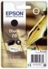Epson Inkjet-Druckerpatronen schwarz, 175 Seiten , C13T16214012
