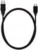 Ladekabel USB 3.1 Typ C schwarz
