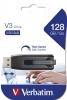 USB Stick 3.0 V3 Drive - 128 GB, schwarz
