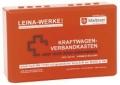Kfz-Verbandkasten Standard rot