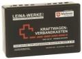 Kfz-Verbandkasten Standard schwarz