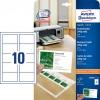 AVERY Zweckform® Professionelle Visitenkarten C32011-10