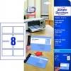 AVERY Zweckform® Professionelle Visitenkarten C32015-10