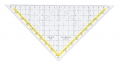 Geometrie TZ-Dreiecke ohne Griff, ohne Facette 225 mm