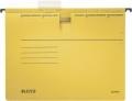 ALPHA® Hängehefter 230 g/Colorspankarton 5er Packung kaufmännisch gelb