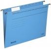 Hängemappe ALPHA® - Recyclingkarton, blau