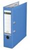 Plastik-Ordner 180° Rückenbreite 80 mm hellblau