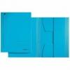 Jurismappen für Größe A4 blau