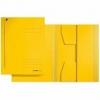 Jurismappen für Größe A4 gelb