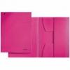 Jurismappen für Größe A4 pink