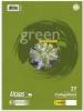 Green Collegeblöcke A4 Pure Impact liniert m.Rd