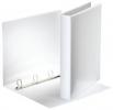 Präsentationsringbücher 4-D-Ring-Combimechanik 25 mm 250 Blatt 45 mm weiß