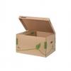 Archivbox ECO mit Deckel braun