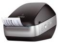 Etikettendrucker Wireless schwarz/silber