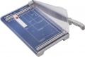 Hebelschneidemaschine mit Schutzscheibe 450 x 285 mm