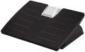 Fußstütze Office Suites Microban - schwarz/silber