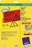 AVERY Zweckform® Neon-Etiketten L6006-25 neongelb