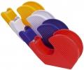 Handabroller HA 3319/S, leer sortiert