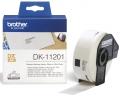 DK-Einzeletiketten 400 Adress-Etiketten 29x90 mm
