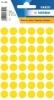 Herma Farb-/Markierungs-Punkte 1861 gelb