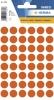 Herma Farb-/Markierungs-Punkte 1862 rot