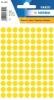 Herma Farb-/Markierungs-Punkte 1841 gelb