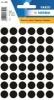 Herma Farb-/Markierungs-Punkte 1869 schwarz