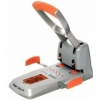Locher HDC150  Blocklocher Stanzleistung 150 Blatt silber-orange