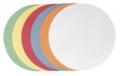 Moderations-Karten Kreise Ø 9,5 cm