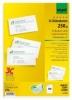 Sigel® PC-Visitenkarten 3C LP800