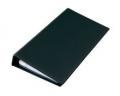 Visitenkarten-Ringbuch 147 x 265 mm schwarz