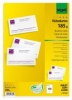 Sigel® PC-Visitenkarten, weiß DP830