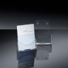 Tisch-Prospekthalter acrylic Tisch-Prospekthalter mit 1 Fach A5